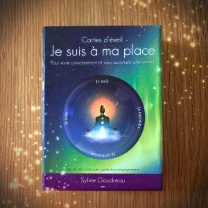 Cartes d'éveil Je suis à ma place - Sylvie Goudreau